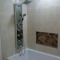Shower Tower | Types of showers