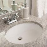 Types of bathroom sinks | Undermount sinks